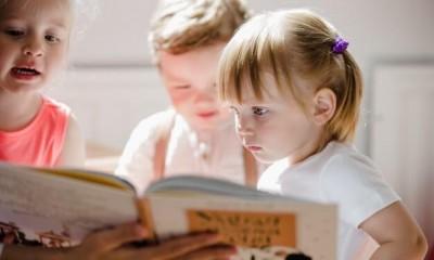 Книги для детей 1 - 2 лет