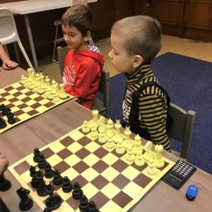 Шахматы в Гвини