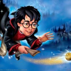 Программа детского праздника «Гарри Поттер»