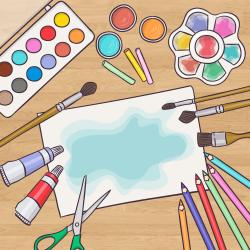 Изо-студия для детей от 3 до 7 лет