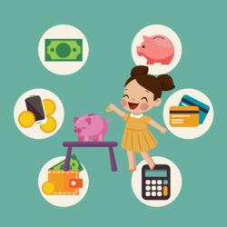 Финансовая грамотность для детей 9-15 лет