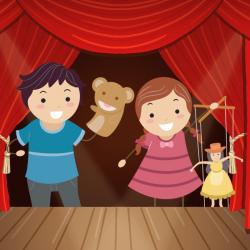 Кукольный театр для детей 3-6 лет
