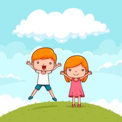 """""""Растем здоровыми"""" для детей 3-5 лет"""