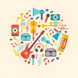 Музыка для детей от 1 года до 7 лет