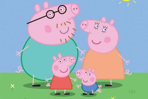Программа детского праздника «Свинка Пеппа»