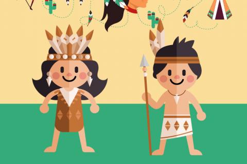 Программа детского праздника «Индейцы»
