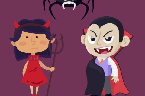 Программа детского праздника «Вампиры»