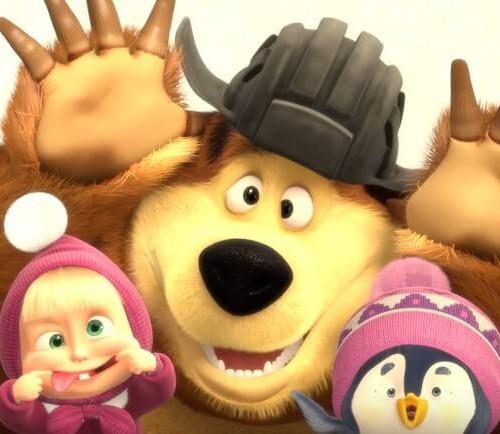 Программа детского праздника «Маша и Медведь»
