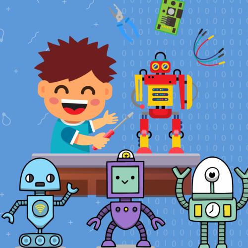 Робототехника для детей 4 - 13 лет
