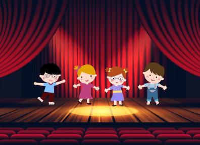 Театр и хореография для детей 6-12 лет