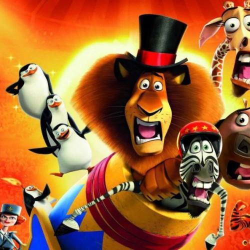 Программа детского праздника «Мадагаскар»
