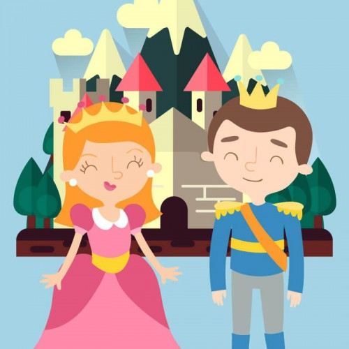 Программа детского праздника «Принц и Принцесса»