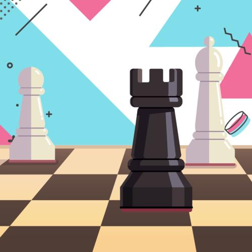 Шахматы для детей 4-7 лет