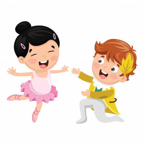 Хореография для детей 2-10 лет