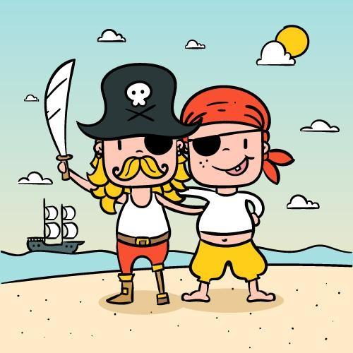 Программа детского праздника «Пираты»