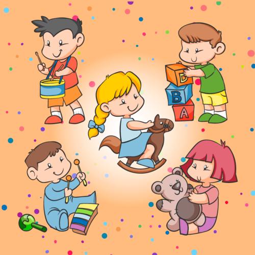 Мини-сад для детей с 4-6 лет